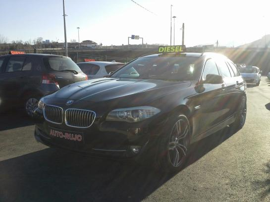 BMW 520 D TOURING NAVIGATION EfficientDynamics