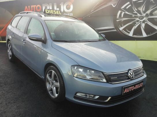 VW PASSAT VARIANT 1.6 TDI BlueMotion