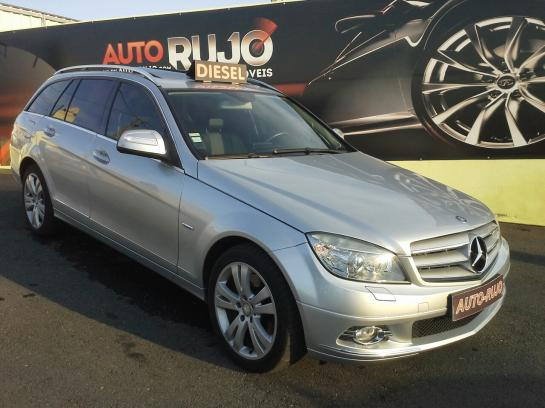 MERCEDES-BENZ C 320 CDI V6 AVANTGARDE STATION 224cv